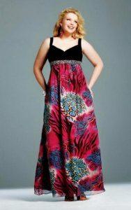 11 vestidos de fiesta para gorditas de día (10)