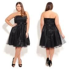 10 modelos de vestidos de fiesta para gorditas de graduación (10)