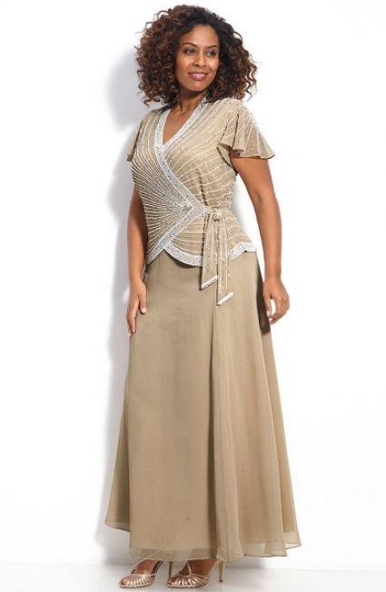 Vestidos de fiesta para mujeres maduras y gorditas