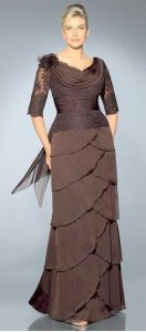 10 vestidos de fiesta para gorditas maduras (2)