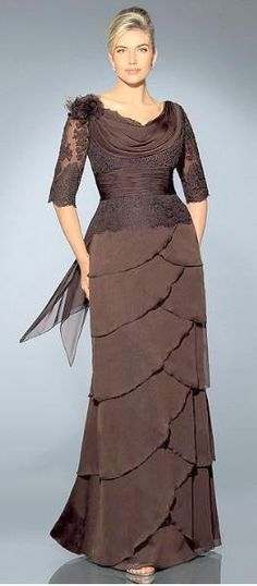 103941e4d ... 10 vestidos de fiesta para gorditas maduras (2) ...