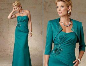 10 vestidos de fiesta para gorditas maduras (6)