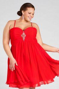10 vestidos de fiesta para gorditas maduras (7)