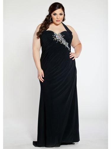 e2a48120f ... 10 vestidos de gala para gorditas (2) ...