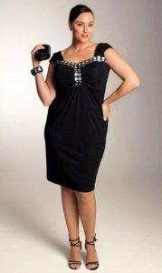 10 vestidos de fiesta para gorditas mayores (10)