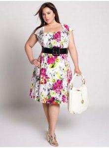 10 vestidos de fiesta para gorditas con flores (9)