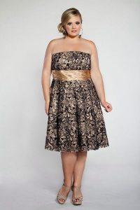 10 vestidos para gorditas con encaje (7)